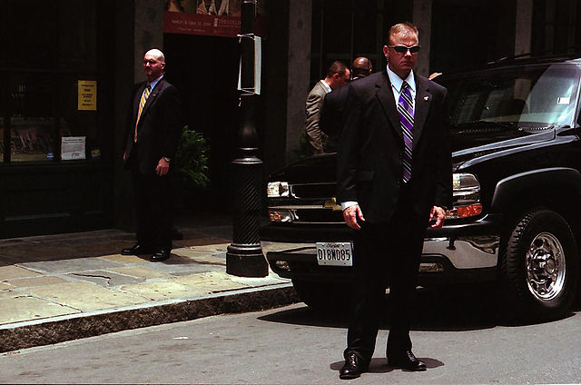SIA Licence close protection officers