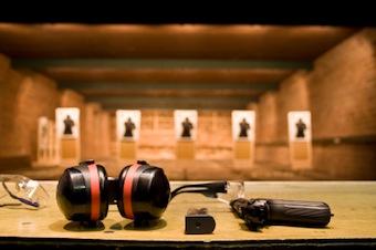 Fire Arm Training - Further SIA Training