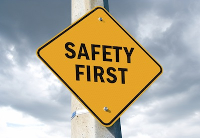 SIA Training - Safety Tips