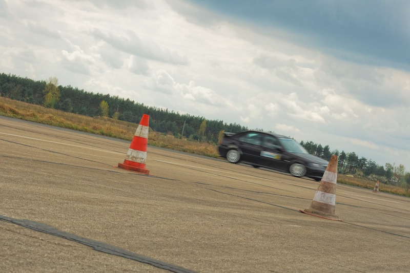 advanced driving close protection training