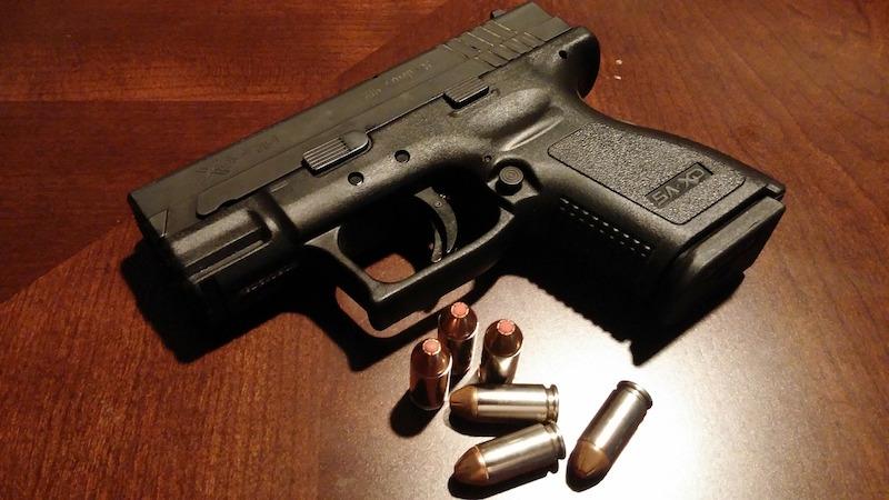 handgun firearms close protection training