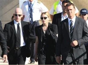 sia licence hub madonna close protection