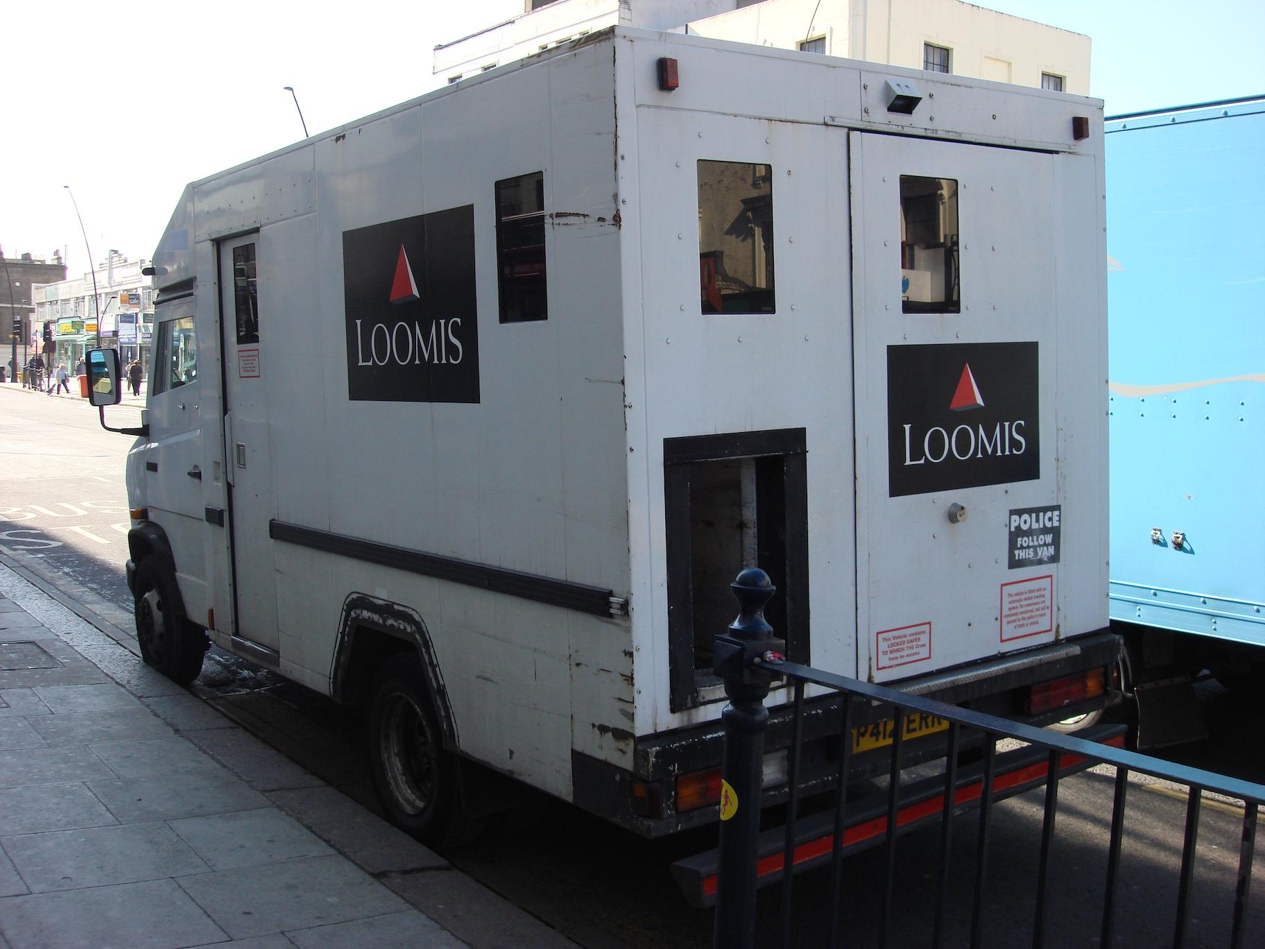 Loomis Van